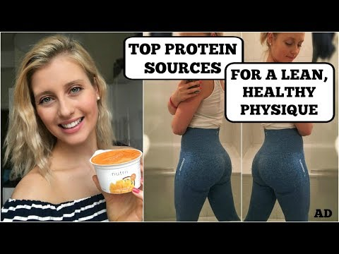 TOP PROTEIN FOODS || Fat Loss || Muscle Gain