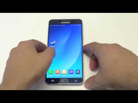 Samsung Galaxy Note 5 - How To Take a Screen Shot / Capture / Screen Print- Fliptroniks.com