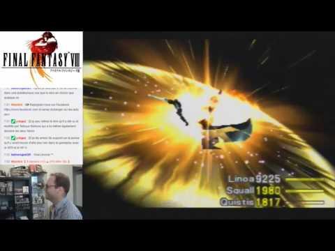 FF8 Lionheart Squall limit break [FR]