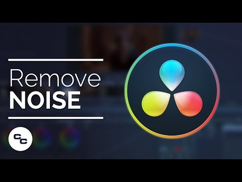How to Remove Noise - Video Noise Reduction in DaVinci Resolve