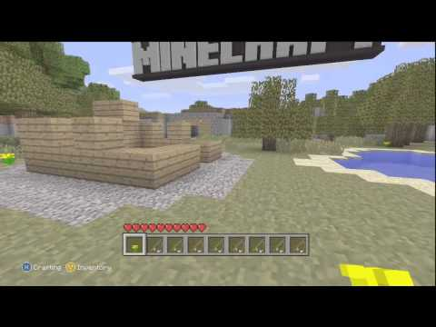 Minecraft Xbox Glitches- How to Bypass the Tutorial and Invincibility