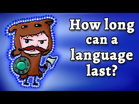 How long can a language last before it's unrecognizable? - Dyirbal Glottochronology 2 of 2