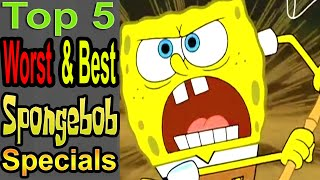 5 Worst/Best Spongebob Specials