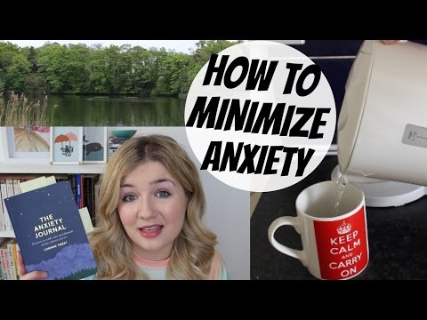 HOW TO Minimize Stress & Anxiety | #BookBreak
