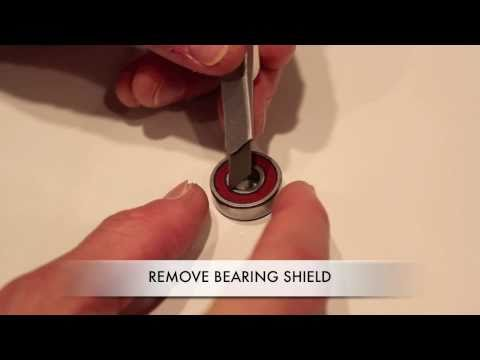 How To Clean Skate Bearings
