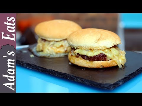 Wisconsin butter burgers | how to make butter burgers