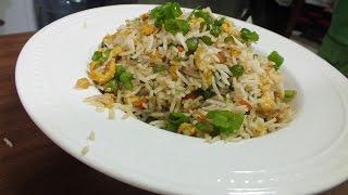 الرز الصيني وصفة سهلة وطبق روعة مطبخ أفنان