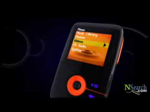 Creative Zen V Bumper ROCK MP3 player