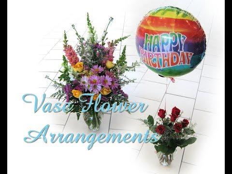 Simple DIY Vase Flower Arrangements for All  Occasions