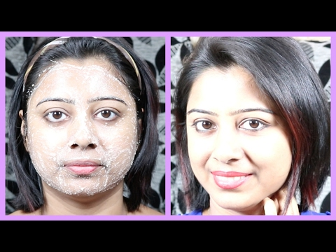 How to get spotless, clear, glowing skin Naturally at Home || Dark Spots/patches removal Formula