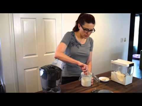 Sourdough Starter Maintenance without all the discard!