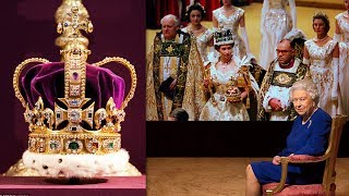 The Queen is reunited with St Edward