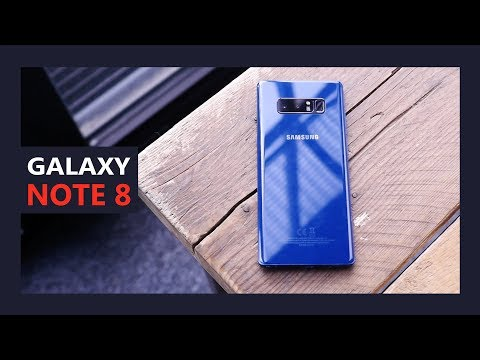 Samsung Galaxy Note 8 hands on - All hail the king