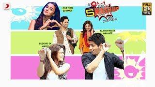 9XM SMASHUP #135 - Dj Suketu | Latest Remix 2019 | Dear Zindagi | Hamari Adhuri Kahani