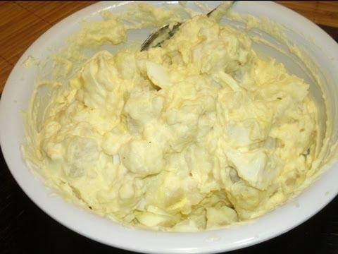 Simple Potato Salad