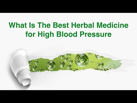 What Is The Best Herbal Medicine for High Blood Pressure - The Shaklee Difference