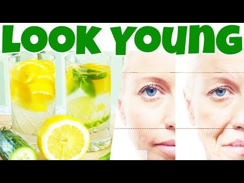 Amazing [ANTI-AGING] Benefits of Drinking LEMON WATER - How Lemon Water  Help Anti-aging Naturally?
