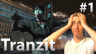 """""""The Canadian Trio"""" - TRANZIT w/ MrTLexify & ToProForuGames: Road To Black Ops 3 (Part 1)"""