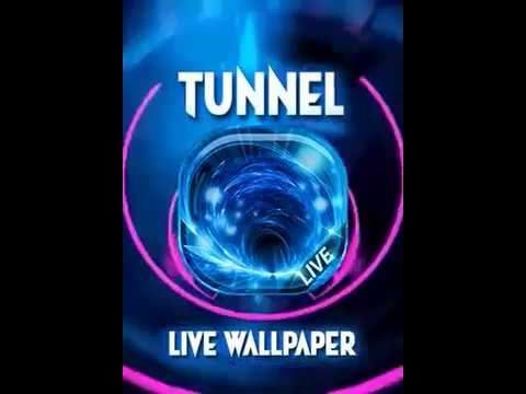 3D Tunnel Live Wallpaper 🌀 Gif Animated Images