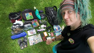 My Backpacking Gear (what i take travelling)