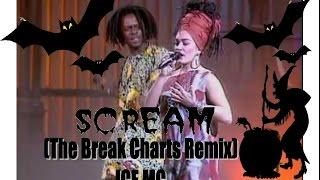 ICE MC feat Alexia - SCREAM ~ Special Halloween VIDEO edit, Break Charts Remix ~ Fan Promo ~