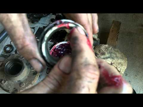 How to Pack / Grease Trailer Wheel Bearings