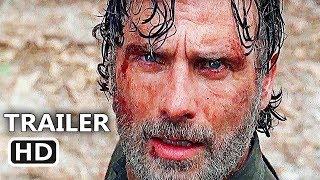 Trailer #2 walking dead season 8 اعلان جديد لمسلسل