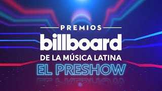 Premios Latin Billboard Awards 2020 - El Preshow | EN VIVO | Entretenimiento
