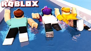 SWIM 9999 FT TO THE WINNERS IN ROBLOX!