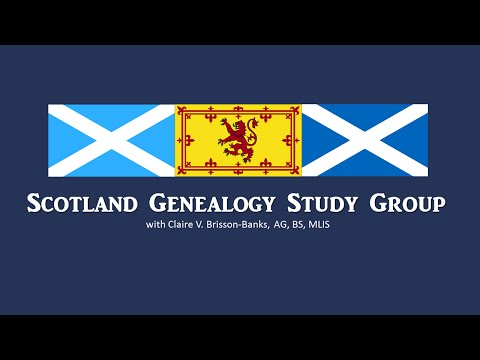 Scotland Genealogy Study Group - Military Records