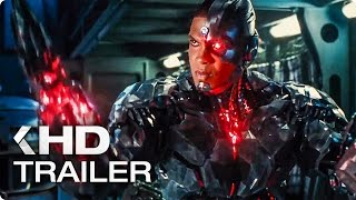 "JUSTICE LEAGUE ""Unite The League - Cyborg"" Teaser Trailer (2017)"