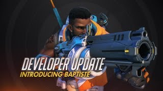 Developer Update   Introducing Baptiste   Overwatch
