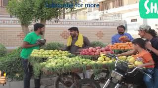 Fruit sale by nadir ali