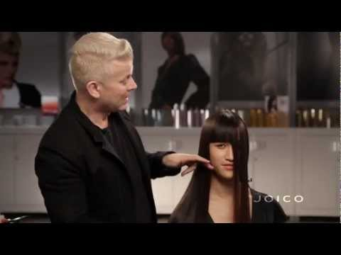 How-To Get the Right Bangs for your Face Shape with hair expert