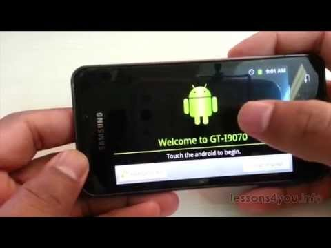 Downgrade Jelly Bean 4.1.2 to Gingerbread 2.3.6 on Galaxy S Advance I9070 for 16gb and 8gb