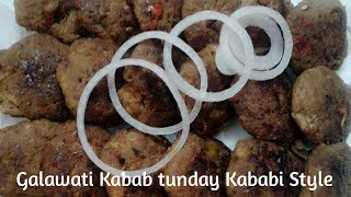 EID SPECIAL Galawati Kabab-tunday Kababi Style