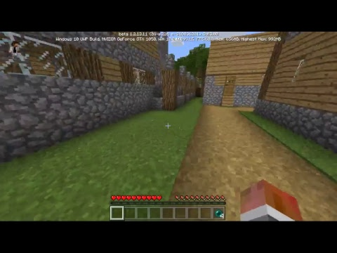 Minecraft Livestream Test