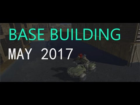 H1Z1 BASE BUILDING: small strong base for mega base ( hidden shelter)