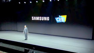 Everything Samsung announced at CES 2020 - FULL PRESENTATION