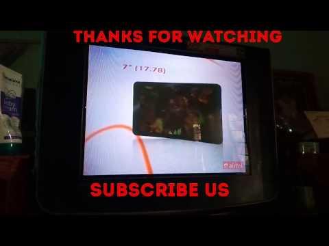 Airtel digital TV free channels (100% working)