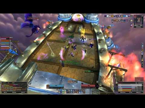 Dragon Soul Raid - Warmaster Blackhorn 10 Normal Mode