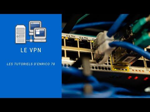 Réalisation d'un VPN