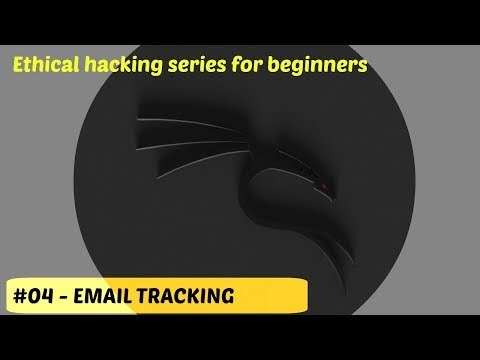 Ethical hacking series for beginners E#04 Email header analysis(Email tracking)