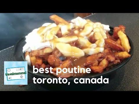 3 best poutine spots | Toronto, Canada