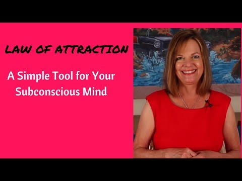 A Simple Tool to Reprogram Your Subconscious Mind