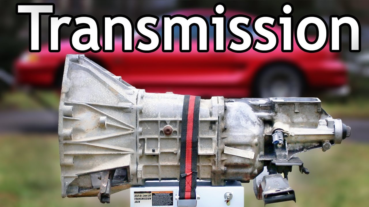 How to Replace a Transmission (Full DIY Guide)
