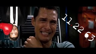 Matthew McConaughey reacts to the ending of 11.22.63