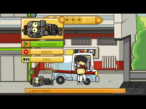 Scribblenauts Unlimted Doctors on Call