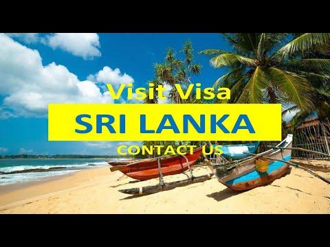 SRI LANKA - Visit Visa . Air Ticket . Hotel