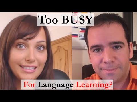 Quick Tips: How To Learn A Language If You're Really Busy!